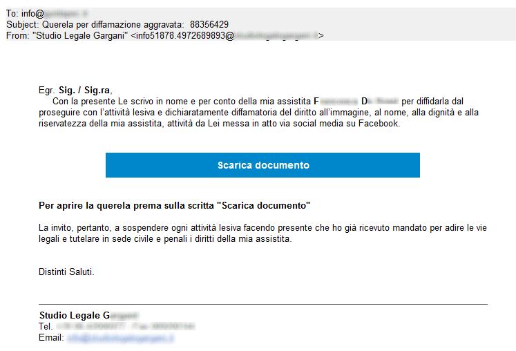spam_querela